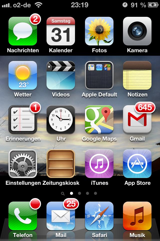 iOS missing number in missed calls