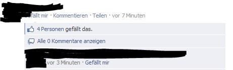Zeige alle 0 Kommentare, Facebook :)